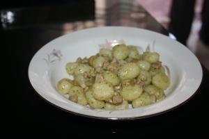 gnocchi al pesto di maiale1