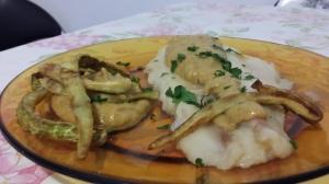 merluzzo in umido saporito e chips di zucchine (17)