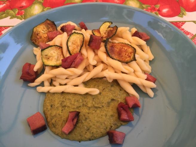 zucchine e speck (1)